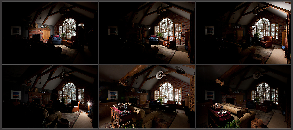 How to light up an interior room with a Speedlight