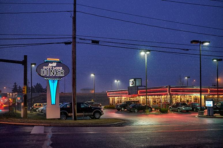City Line Diner, Lancaster PA